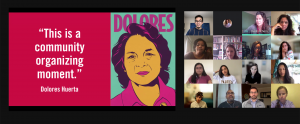 Google Pop-Up Giving Circle discusses issues in the Latinx community