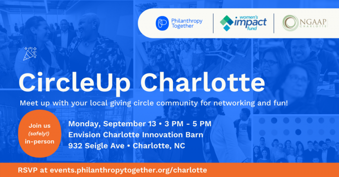 CircleUp Charlotte Event September 2021